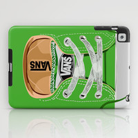 Cute vans converse all star green baby shoes apple iPad 2, 3, 4 and iPad mini case