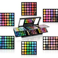 LEVEL 180 Color Eyeshadow Palette - LEV180A