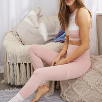Aerie Chill High Waisted Legging, Harvest