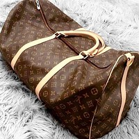 LV Louis Vuitton High Quality Women Leather Luggage Travel Bags Tote Handbag