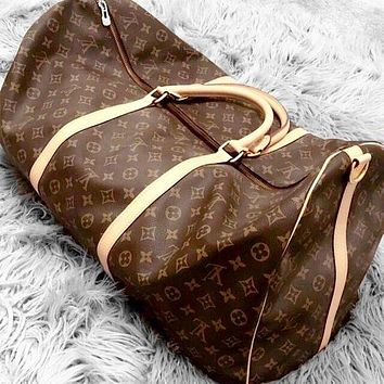 Louis Vuitton LV High Quality Women Leather Luggage Travel Bags Tote Handbag
