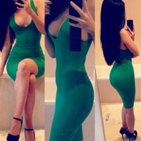 Sexy Women Bodycon Skirt Dress
