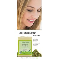 Acne Adult Facial Clear Soap / Adult Facial Acne Soap