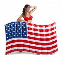 Pool Float - American Flag