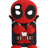 Marvel Chara-Covers Deadpool iPhone 4/4S Case