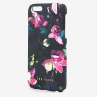 Fuchsia Floral iPhone 6 case - Dark Blue   Gifts for Her   Ted Baker