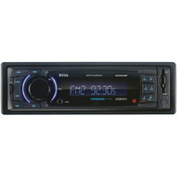 Boss Audio Single-din In-dash Mechless Receiver With Bluetooth