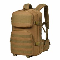 Mountaintop 40L Tactical Backpack Army Molle Webbing Mountaintop/40L
