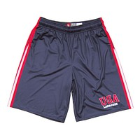 USA Lacrosse Sublimated Shorts
