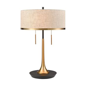 Magnifica 2-Light Table Lamp