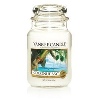 Coconut Bay™ : Large Jar Candle : Yankee Candle