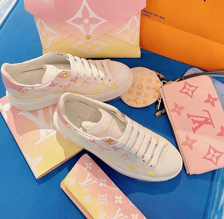 Image of LOUIS VUITON LV 21ss latest sneakers