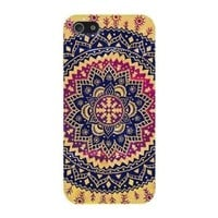 Changeshopping(tm) New Ethnic Tribal Indian Pattern Hard Case Cover for Iphone 4 4s 4gs