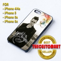 panic at the disco band cover album - For iPhone 4/4S Black Case Cover