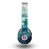 The Green Unfocused Orbs Of Light Skin for the Beats by Dre Original Solo-Solo HD Headphones