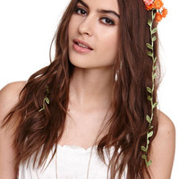 With Love From CA Small Flower Crown at PacSun.com