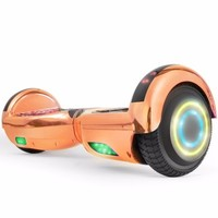 Self Balancing Electric Scooter Hoverboard UL CERTIFIED, Chrome Pink - Walmart.com