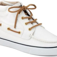 Sperry Top-Sider Betty Chukka Boot IvoryCanvas, Size 5M  Women's Shoes