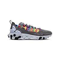 Nike Men's React Sertu Iron Grey Multi-Color