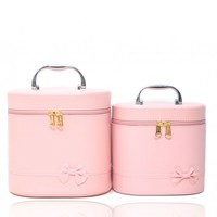 Pretty Me Baby Pink Vanity Make Up Case   Pink Boutique
