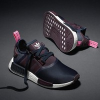 Adidas NMD Women Leisure Breathable Popular Running Sport Sneakers Shoes