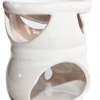 White Ceramic Tart Warmer