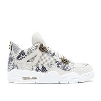 Air Jordan 4 Retro Premium Pinnacle Snakeskin