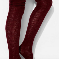 Gipsy Slouch Over-The-Knee Sock - Urban Outfitters