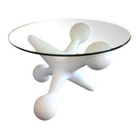 Pre-owned Bill Curry for Design Line Jax Table