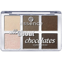 All About Chocolates Eyeshadow