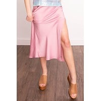 Blue Wren Good Time Midi Skirt