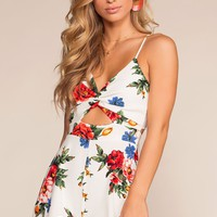 Blossoms Away Romper