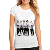 One Direction Pose Nose T-shirt, Women, Men, Tshirt, Tanktop for All Size
