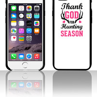 Thank God For Hunting Season 5 5s 6 6plus phone cases