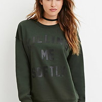 Killing Me Graphic Sweatshirt
