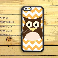 Chevron iPhone 6 case,Owl iPhone case,iPhone6 Plus case,iPhone 4/4S,iPhone 5/5S case,iPhone 5C case,samsung Galaxy S3/S4/S5,Cell Phone-I14