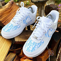 Nike Air Force 1 Low Men's and Women's Fashion Sneakers Shoes