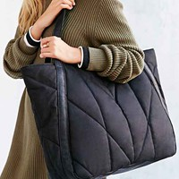 BDG Quilted Tote Bag-