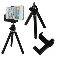 Universal Mini Tripod Stand Camera Video Holder for Apple iPod Touch