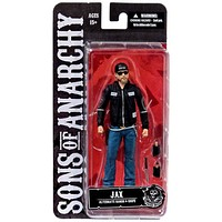 Sons of Anarchy Jax Action Figure by Mezco Entertainment Earth Exclusive