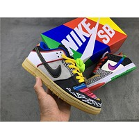 Nike SB Dunk Low What The CZ2239-600  36-47