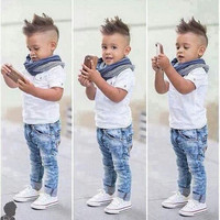 Kids Boys Girls Baby Clothing Products For Children = 4445963332