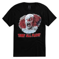 IT Pennywise They All Float T-Shirt