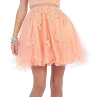 TheDressOutlet Prom Short Dress Homecoming Cocktail Party