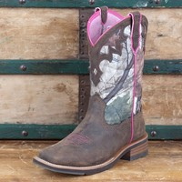 Ariat Ladies' Camo Unbridled Boots
