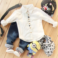 Kids Boys Girls Baby Clothing Products For Children = 4444399556