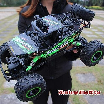 Hipac 1:12 4WD RC Car Updated Version 2.4G Radio Control Car Toys Buggy Off Road Remote Control Truck