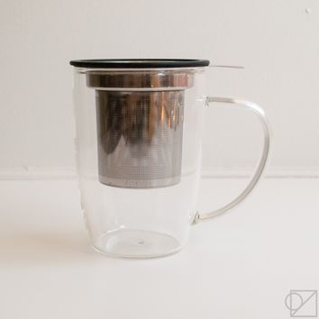 Simple Tall Tea Mug
