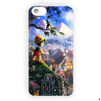 Disney Pinocchio And The Blue Fairy For iPhone 5 / 5S / 5C Case