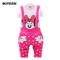Baby Girls Clothes Set Minnie Mouse